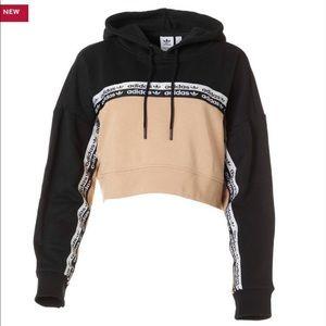 *BRAND NEW* Adidas Crop Top Hoodie